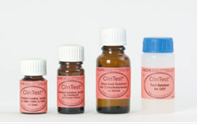 Picture of ClinTest® Test Solutions for Atypical Neuroleptics (Clozapine, desmethylclozapine, desmethylolanzapine, internal standard, olanzapine, quetiapine)